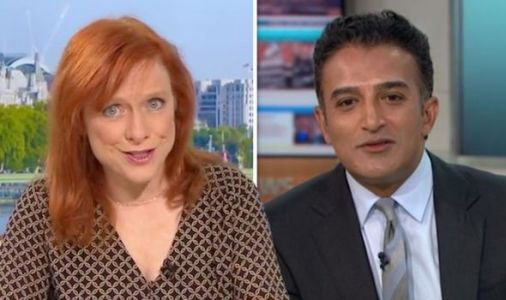 ITV GMB's Adil Ray shut down by doctor over face mask advice: 'Wouldn't recommend it'