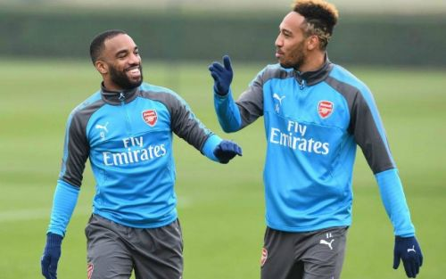Arsenal star URGES Pierre-Emerick Aubameyang to sign new contract