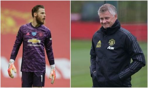 Man Utd boss Ole Gunnar Solskjaer offers David De Gea backing as ace hits landmark