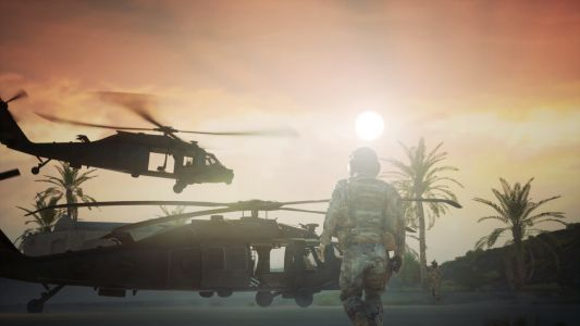 Get some: Squad is getting helicopters