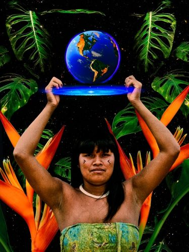 Choose Earth to give indigenous communities power to save Amazon and planet