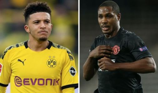 Man Utd urged to stick with Odion Ighalo instead of signing Harry Kane and Jadon Sancho