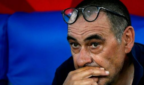 Maurizio Sarri: Juventus head coach sacked after Champions League exit