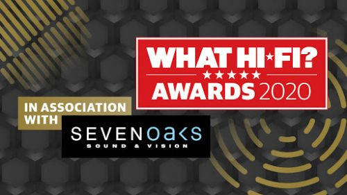Watch the What Hi-Fi? Awards 2020 event live on 5th November