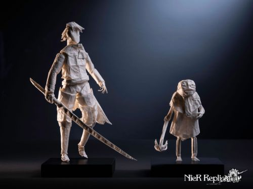 Man spends 210 hours making NieR origami - and it was worth it