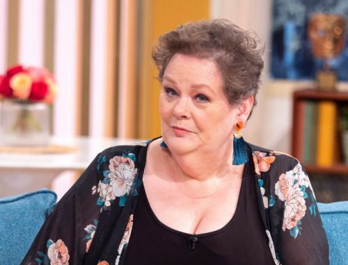 The Chase star Anne Hegerty confesses she 'zones out' during sex with real people because she 'falls for fictional characters'