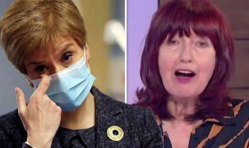 Nicola Sturgeon blasted by Janet Street-Porter in furious Royal debate 'You lack courtesy'
