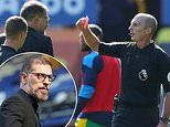 Slaven Bilic charged with improper conduct following furious on-field protests at Mike Dean