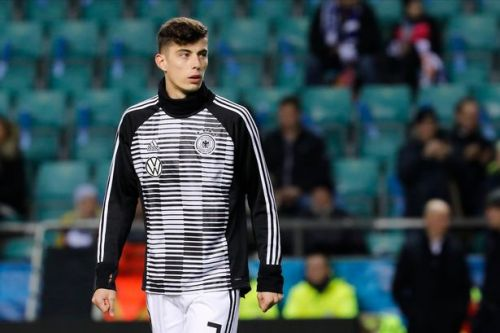 Liverpool and Man Utd target Kai Havertz could leave next summer, admits Bayer Leverkusen boss