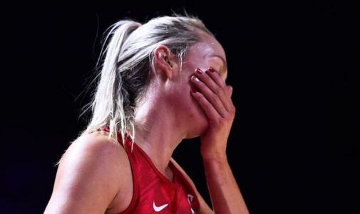 England 45-47 New Zealand: Roses suffer Vitality Netball World Cup semi-final defeat to Silver Ferns