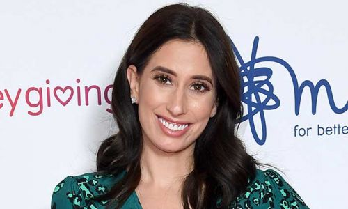 Stacey Solomon speaks candidly about her guilt with postnatal depression
