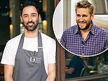 Former MasterChef winner Andy Allen rumoured to be show's judge with Curtis Stone and mystery female