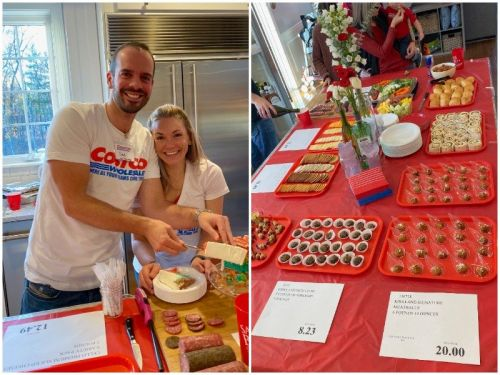 These parents threw a Costco-themed first birthday party for their son and named him Employee of the Year