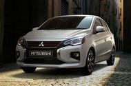 Mitsubishi Mirage given revamped look and tech for 2020