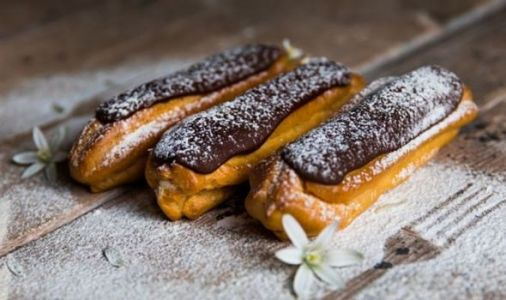 Eclair recipe: How to make chocolate eclairs