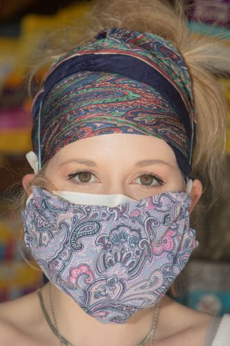 WHO: Fabric masks need 3 layers to best curb coronavirus spread