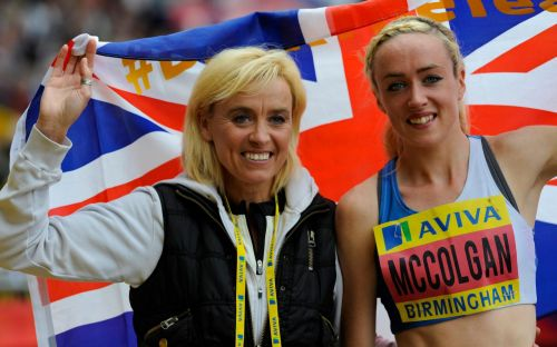 Liz McColgan-Nuttall exclusive - on being dropped by Nike while pregnant and wanting to protect daughter Eilish from online trolls