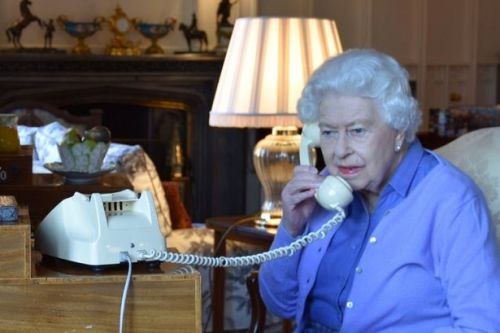 All the things we spotted in Queen's new photo inside her Windsor Castle home