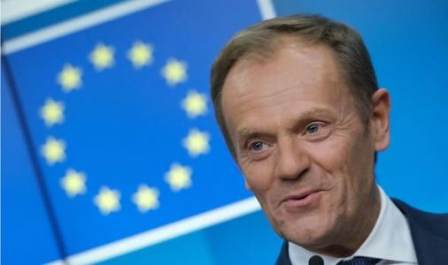 'March for ME!' Donald Tusk wades in as People's Vote march hits London