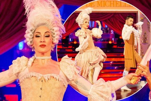 Strictly fans fear for Michelle Visage as she lands at bottom of the leaderboard