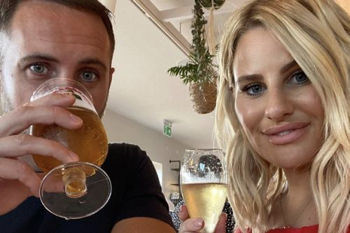 Danielle Armstrong fires back as fan accuses her and fiancé Tom of drink-driving