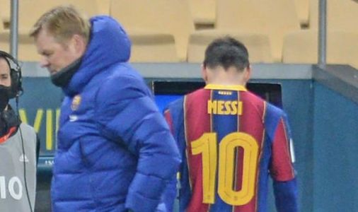 Lionel Messi red card: Barcelona boss Ronald Koeman shows referee anger after Bilbao loss