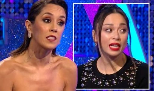 Janette Manara grills Strictly's Katya over connection with husband Aljaz: 'Why him?'