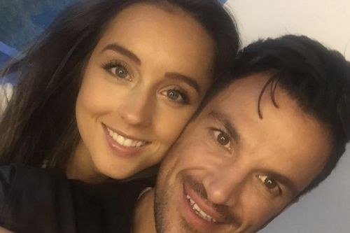 Peter Andre's wife suffers horrific allergic reaction to family's new rabbits