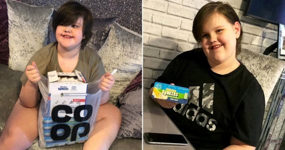 Mum worries autistic daughter will run out of food during coronavirus lockdown as she only eats Dairylea Dunkers sticks