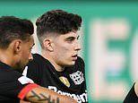 Chelsea target Kai Havertz 'wants to sit down with Bayer Leverkusen to talk about his future'