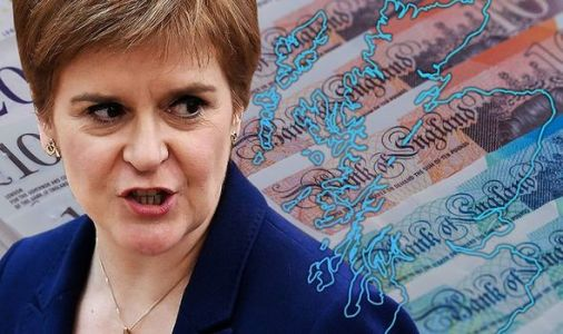 Sorry, Nicola! Sturgeon dream crushed as Scots currency to be worth '22% less' than pound