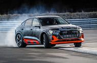 Get an early look at the Audi E-Tron S Sportback - Roadshow
