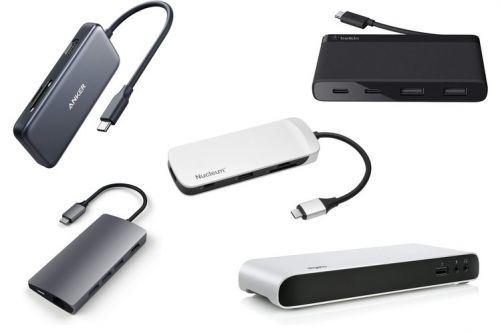 The best laptop docks 2020: Perfect USB-C hubs for home working