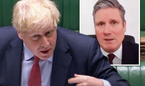 PMQs LIVE: Boris faces onslaught for saying UK did 'everything it could' with 100,000 dead