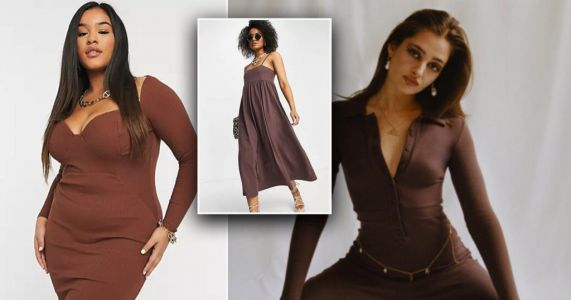 Brown is the colour of the season - here are eight pieces to buy now