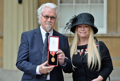 Billy Connolly can no longer share a bed with his wife of 30 years amid Parkinson's battle