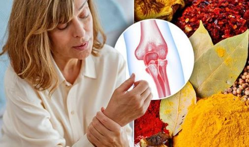Arthritis pain - the best spices to add to your diet to protect against joint pain