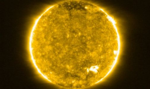 Closest images ever taken of sun reveal 'campfires' on surface