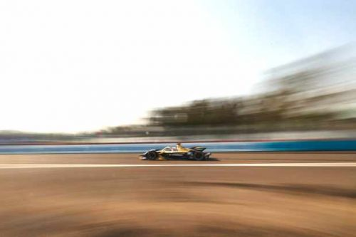 Formula E is the future of motorsport, but it's here to enjoy now