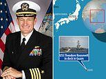 USS Theodore Roosevelt WILL evacuate and quarantine its 4,000 crew after plea by captain