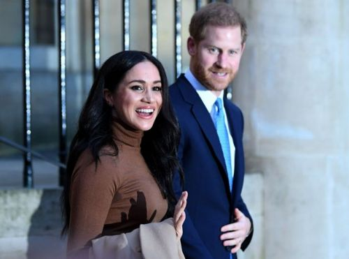 Boris Johnson Wishes Harry And Meghan 'The Very Best' After Royal Exit