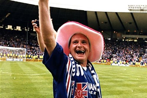 Gazza film to tell Rangers and England legend's life story on big screen