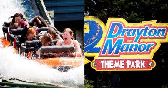 Drayton Manor theme park rescued after falling into administration