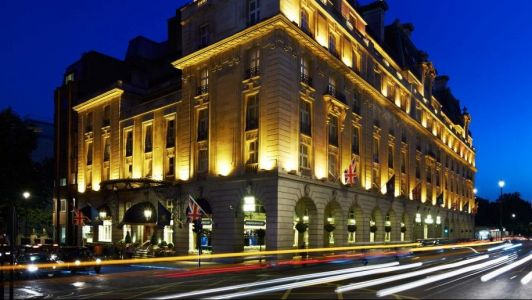 The Ritz London closes its doors for first time in over a century