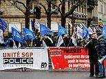 Gridlock in Paris on seventh day of crippling strikes