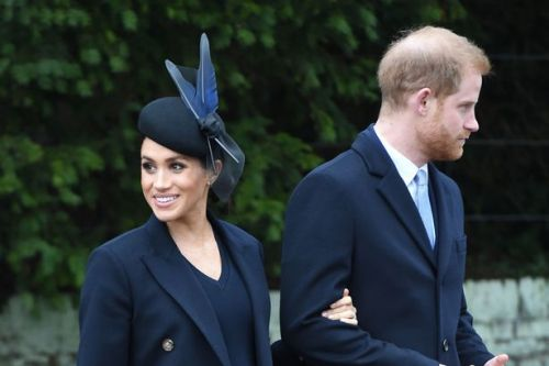 Meghan 'embarrassed' Harry with pregnancy announcement and royals were 'furious'