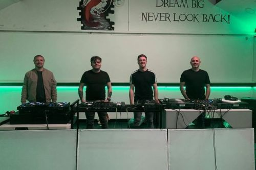 DJ pals team up for online rave to raise cash for Johnstone autism group