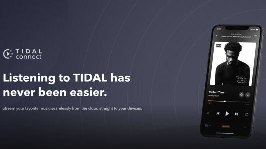 Tidal Connect: one-touch casting of hi-res and Dolby Atmos music