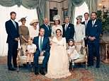 Kate Middleton's family dominates Prince Louis' christening photos