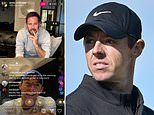 McIlroy talks Woods, Masters and Ryder Cup as he sits down with Jamie Redknapp in Instagram Q&A